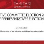 Executive Committee and Family Representatives Elections