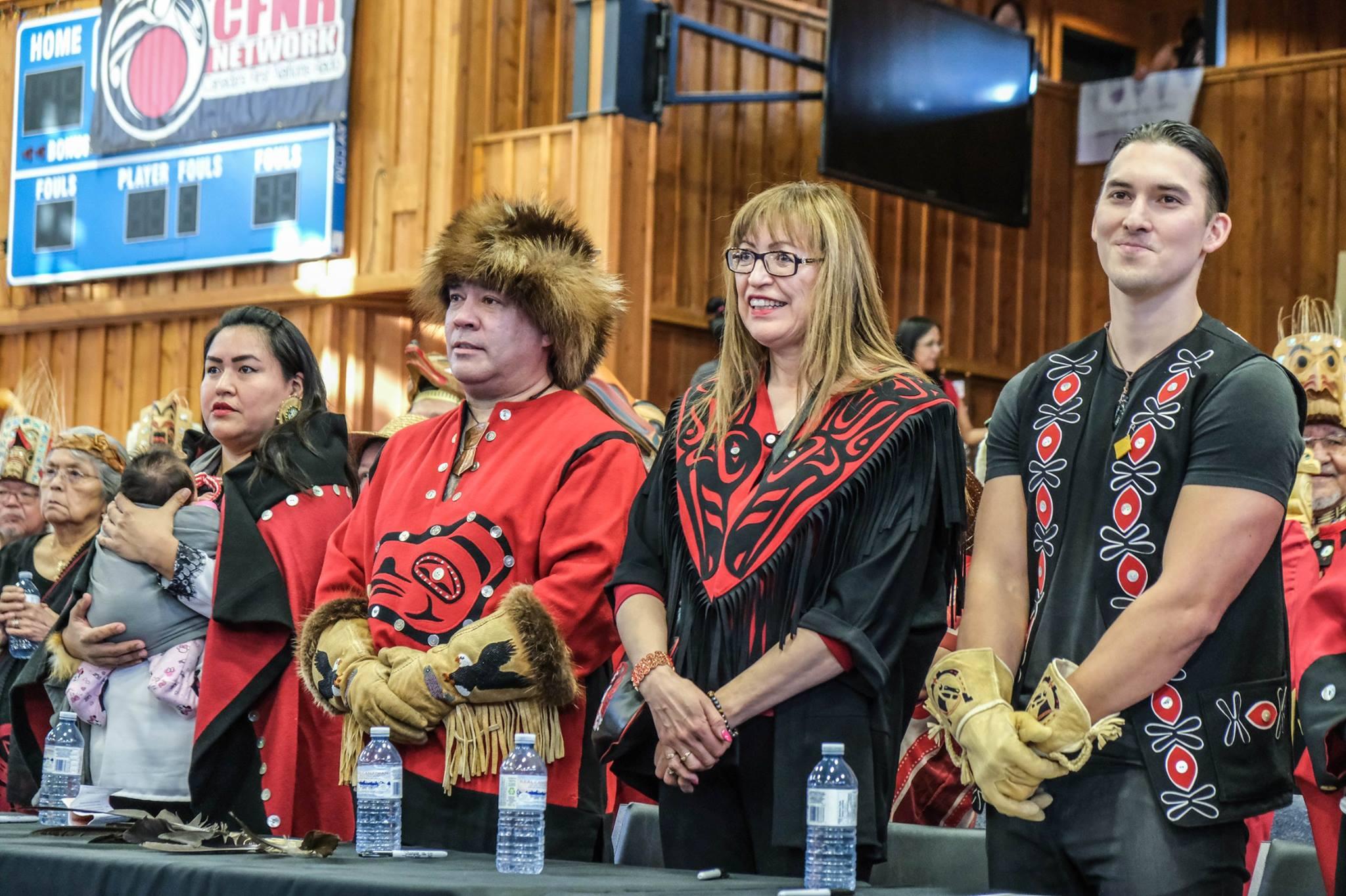Tahltan & Nisga'a Nation To Nation Alliance