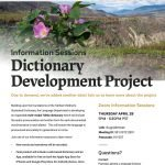 Dictionary Development Project